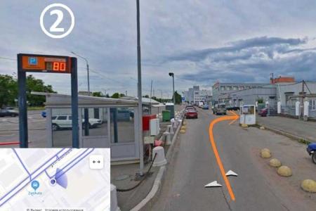 схема временного проезда с апреля 2020, фото 3